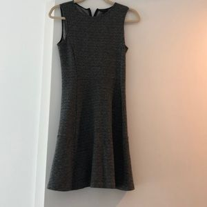 Theory grey dress